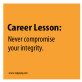 careerlesson_integrity