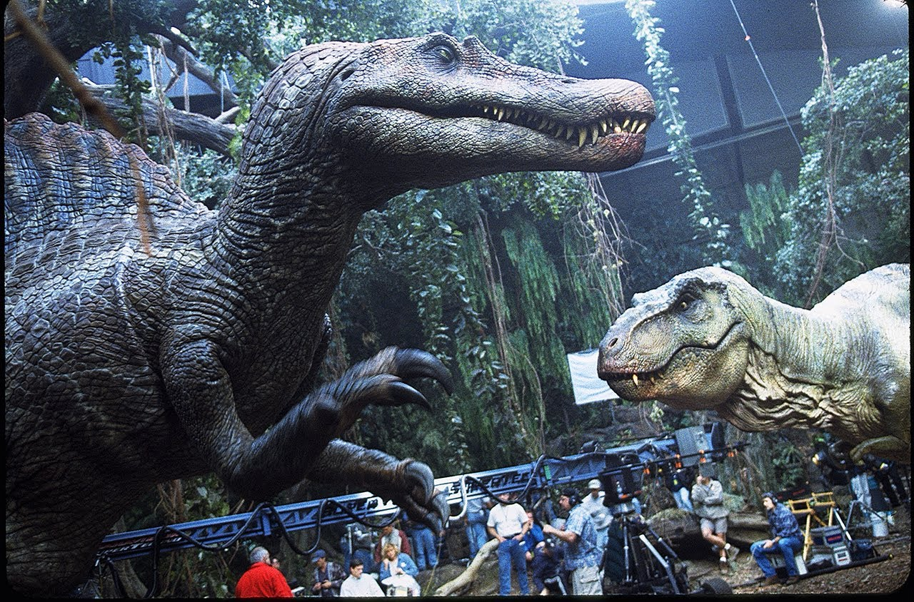 Via Gizmodo How Jurassic Park Changed The Way Movies Are Made