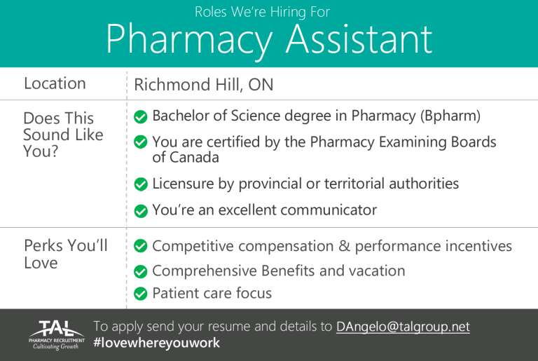 pharmacyassistant_richmondhill
