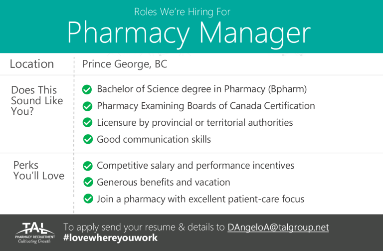 pharmacymanager_princegeorge