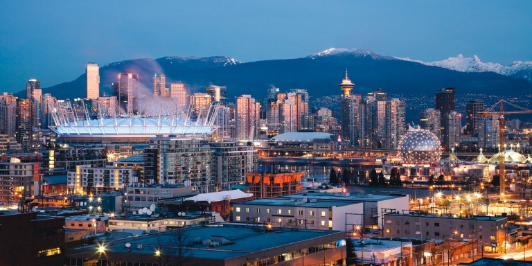 downtown-vancouver-skyline-morning
