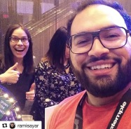FITC 2017. Photo Credit: Instagram Repost
